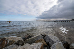Gdynia Orlowo Royalty Free Stock Image