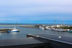 Gdynia, Poland - May 2, 2014 stock images