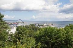 Gdynia, Polonia fotografie stock libere da diritti
