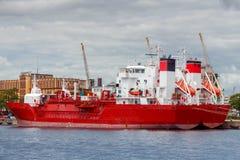 Gdynia. Sea port. stock photos