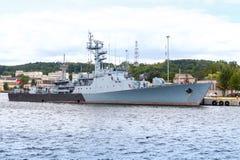 Gdynia. Sea port Stock Image