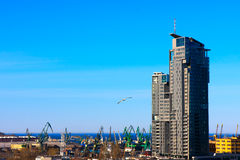 Gdynia City Stock Photography