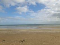 gdzie się niebo oceanu Zdjęcia Stock