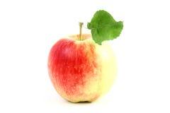 Geïsoleerd Apple Royalty-vrije Stock Fotografie