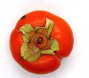 Geïsoleerd dadelpruimfruit afgeschilderd close-up, stock afbeeldingen