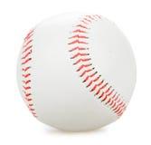 Geïsoleerd honkbal royalty-vrije stock fotografie