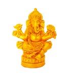 Geïsoleerd Lord Ganesha, Lord Ganesha-beeld, geïsoleerd beeld, Ganesha Stock Foto's