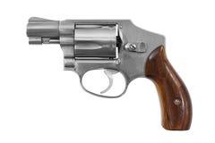 Geïsoleerd pistool Stock Fotografie