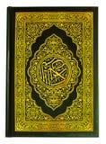 Geïsoleerd Quranboek Royalty-vrije Stock Fotografie