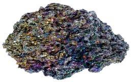 Geïsoleerd Siliciumcarbide stock foto's