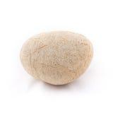 Geïsoleerd van saldo is de stenen zen voor kuuroord Stock Fotografie
