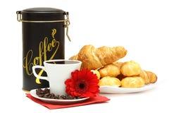 Geïsoleerda ontbijt Royalty-vrije Stock Foto