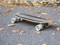 Geïsoleerda skateboard Royalty-vrije Stock Fotografie