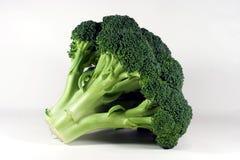 Geïsoleerde broccoli - Royalty-vrije Stock Foto's