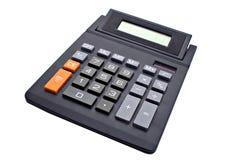 Geïsoleerde calculator, stock foto's
