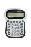 Geïsoleerde calculator Royalty-vrije Stock Afbeeldingen
