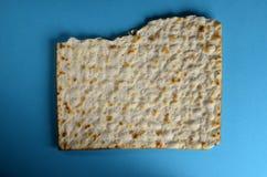 Geïsoleerde cracker Royalty-vrije Stock Fotografie