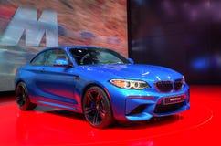 Geïsoleerde de Coupé van BMW M2 Royalty-vrije Stock Foto