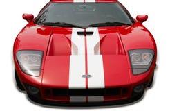 Geïsoleerde de Sportwagen van Ford GT Royalty-vrije Stock Fotografie