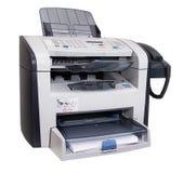 Geïsoleerde fax Royalty-vrije Stock Afbeeldingen