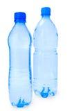 Geïsoleerde fles stock fotografie