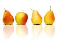 geïsoleerde fruit   Stock Fotografie