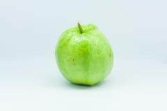 Geïsoleerde guave Royalty-vrije Stock Fotografie