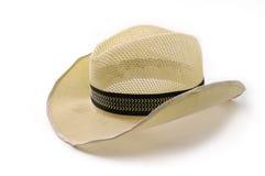Geïsoleerde hoed Stock Afbeeldingen