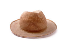 Geïsoleerde hoed Stock Afbeelding