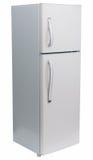Geïsoleerde koelkast Stock Foto
