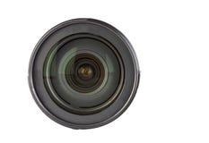 Geïsoleerde lens Royalty-vrije Stock Afbeeldingen
