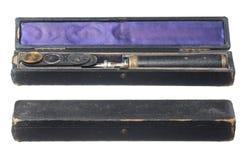 Geïsoleerde oude oftalmoscoop Royalty-vrije Stock Afbeelding