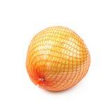 Geïsoleerde pompelmoesgrapefruit Royalty-vrije Stock Afbeeldingen
