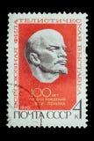 Geïsoleerde Postzegel Royalty-vrije Stock Foto's