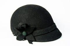 Geïsoleerde Sideview berijdende helm Royalty-vrije Stock Foto