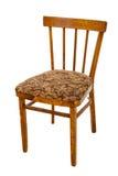 Geïsoleerde stoel Royalty-vrije Stock Afbeeldingen