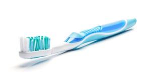 Geïsoleerde tandenborstel Stock Afbeeldingen
