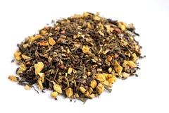 Geïsoleerde thee Royalty-vrije Stock Afbeelding