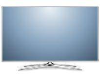 Geïsoleerde TV stock illustratie