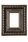 Geïsoleerde0 het frame van de foto Stock Afbeeldingen