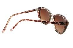 Geïsoleerde7 zonnebril - Stock Foto's
