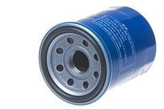 Geïsoleerdea de Filter van de Olie van de motor stock afbeeldingen