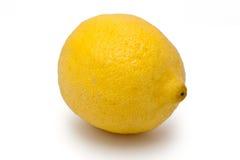 Geïsoleerded citroen Stock Fotografie