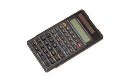 Geïsoleerded de calculator van de techniek Royalty-vrije Stock Foto