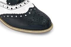 Geïsoleerded de schoen van de sport Royalty-vrije Stock Foto