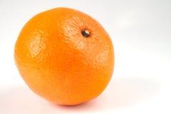 Geïsoleerded sinaasappel Stock Foto