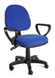 Geïsoleerdee bureaustoel Royalty-vrije Stock Afbeelding
