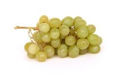 Geïsoleerdee druiven Stock Fotografie