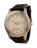 Geïsoleerdee het horloge van mensen Royalty-vrije Stock Fotografie