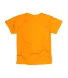 Geïsoleerdee t-shirt royalty-vrije stock afbeeldingen